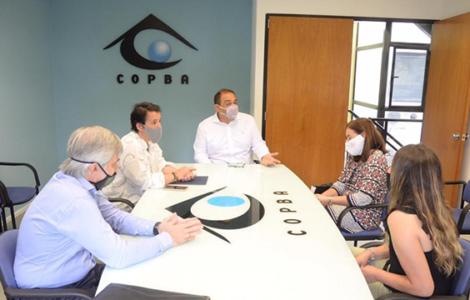 Consejo directivo Colegio de Ópticos